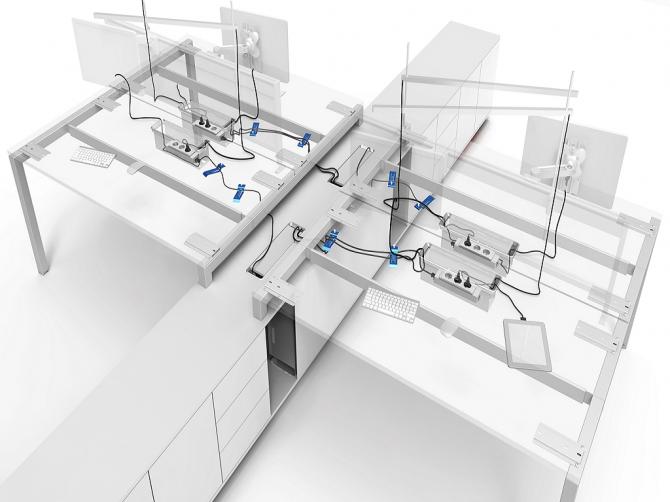 accessorio – schema elettrificazione